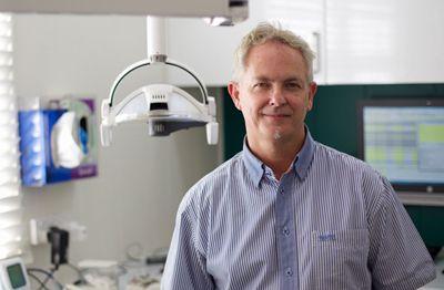 Dr Mark Gee - Dentist at Oxford Street Dental