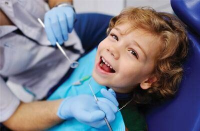 Kids Dental appointment